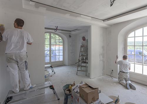 Interventi ristrutturazione edilizia