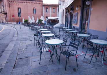 Occupazione suolo pubblico Milano